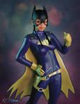 My Batgirl by MrSynnerster