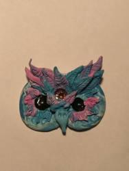 Owl by astraldreamer