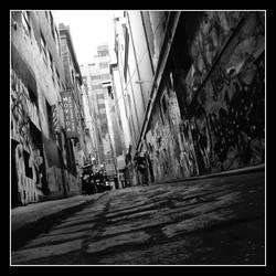 Alley by TrIcKyMiCkY1