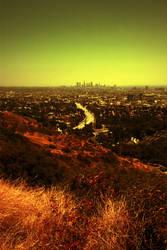 First Day an L.A. by TrIcKyMiCkY1