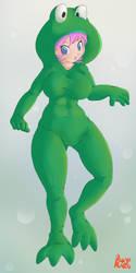 Froggy Suit by PangoRadio