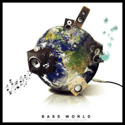 Bass World by scry3r
