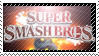 Super Smash Bros. Stamp by VisionRevolution