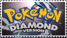 Pokemon Diamond Stamp by VisionRevolution