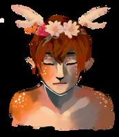 Deer Prince by Evimo