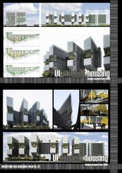 UI Student Housing by archoholic16