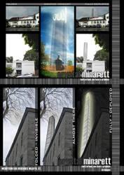 Crystal Minaret by archoholic16