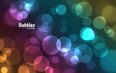 Bubbles by mozhgan