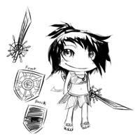 Yirina-Pygmy by Yirina