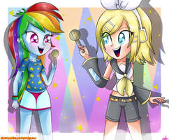 -Let's Make a Song!- by VixelZF