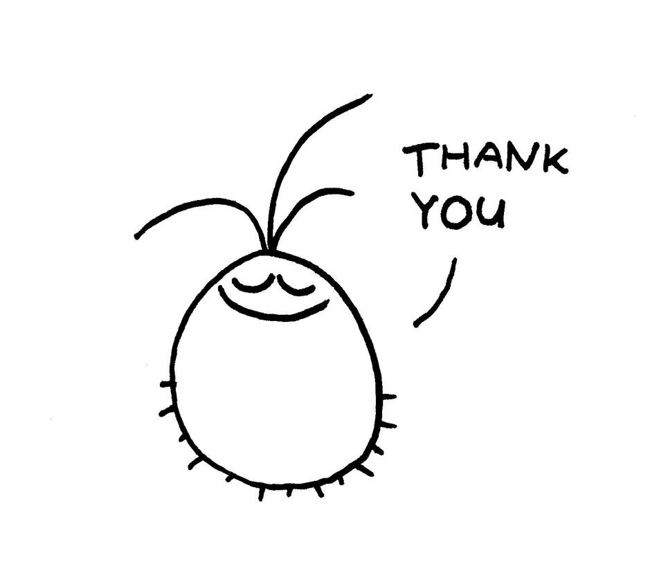 Thank you by Jompie