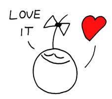 Love it by Jompie