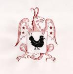 Le dragon rouge et la poule noire by Jompie