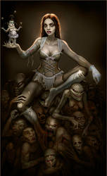 The Dark Circus by jhoneil
