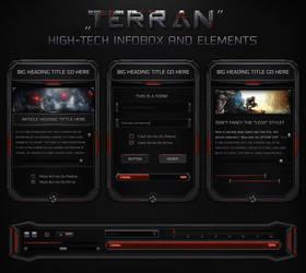 Terran High-Tech Information Box by KodiakGraphics