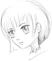 Headshot 2 by Akimaratsu