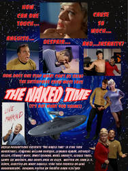 The Naked Time by Therese B. by Therese-B
