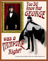 George -- Dem Fangs by Therese-B