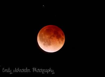 Lunar Ecipse2014 by emily0690
