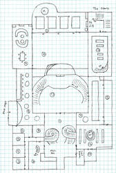 The Dreaded Encephalon Mansion by Dungeon-Diver