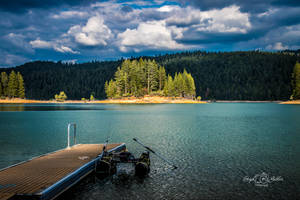 Quiet On The Lake by StephGabler