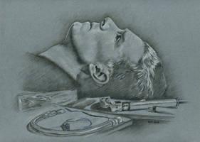 Paralysis - Poisoned Sherlock by TheCeruleanFeline