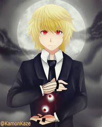 Kurapika [HunterxHunter] by KamonKaze