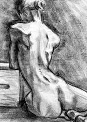 Life Drawing by ETP