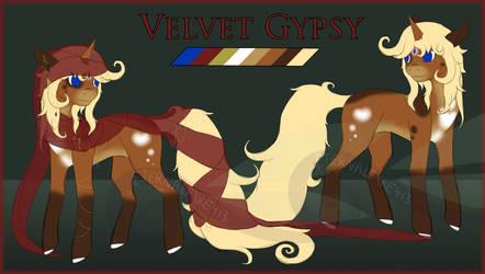 [Open OTA] Velvet Gypsy by EternalFyre413