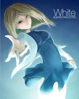 white by RafusChan