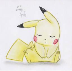 Pikachu by ChristARG