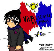 Viva Las Islas Filipinas by Akopito by Akopito