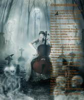 Graveyard Melody by demonrobber