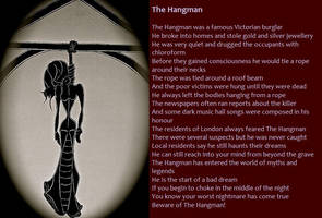 The Hangman by demonrobber