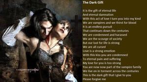 The Dark Gift by demonrobber