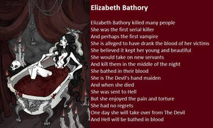 Elizabeth Bathory by demonrobber