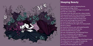 Sleeping Beauty by demonrobber