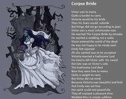 Corpse Bride by demonrobber