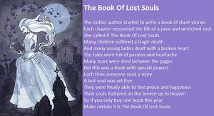 The Book Of Lost Souls by demonrobber