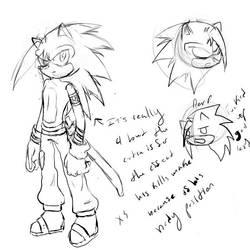 Blade Takasumi Sketch Ref 2 by Tessaiyasongbird