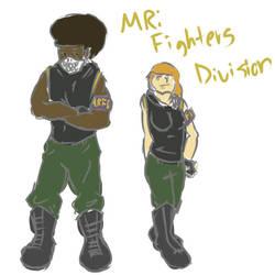 MangaRaiders: Fighters Division by MahluaandMilk