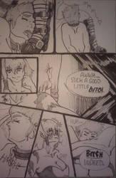 One-Page Lewd Comic by MahluaandMilk