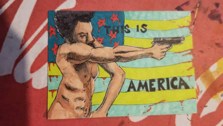 This Is America  by McMeowingtons