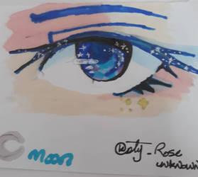 eye (forth art) by unknownkaty