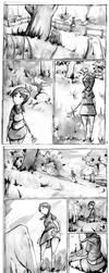 Ghosts, part 1 by ashwara