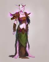 Druidring by PuddingPack