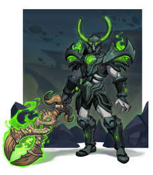 Argus DK by PuddingPack