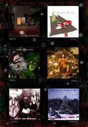Group 2 - Xmas Collaboration by darksanctuary