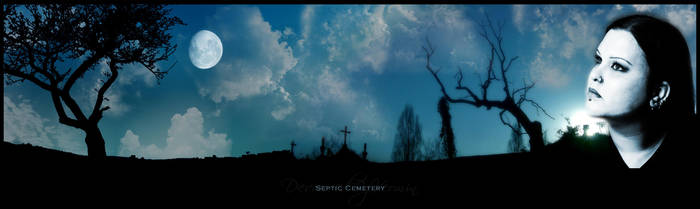 Septic Cemetery by darksanctuary