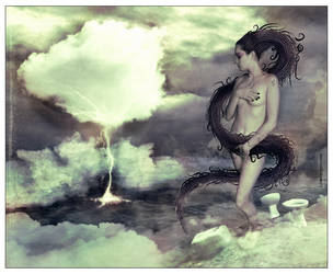 Birth Of Venus by darksanctuary